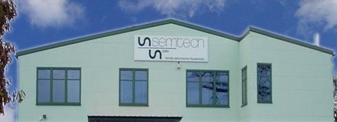 Firmengebäude Semtech GmbH